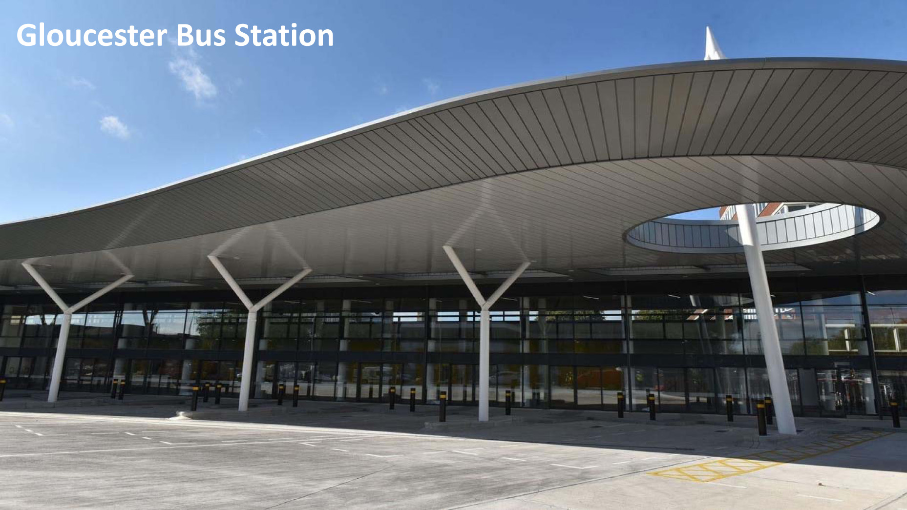 Gloucester Bus Station