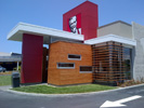 Accoya at KFC in New Zealand