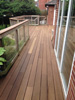 Thermo Ash Decking (Pre-weathered) - Section size: ex 25 x 150 - Profile: VT4100 - 20f x 14f - Smooth faced with side grooves for Deckwise Clips